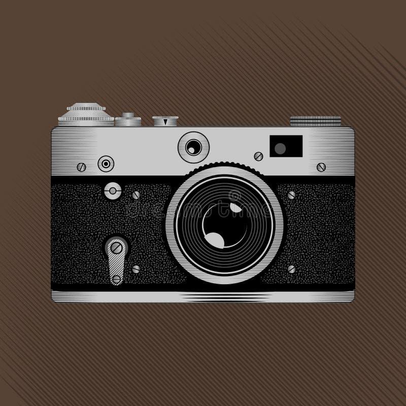 пленка камеры ретро бесплатная иллюстрация