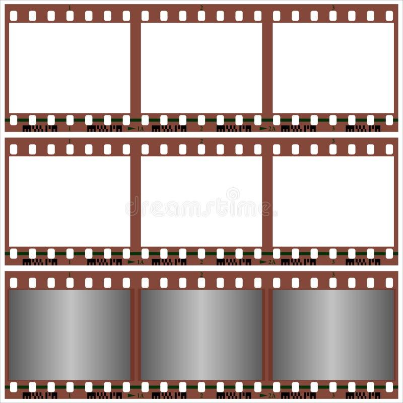 пленка фотографическая иллюстрация штока