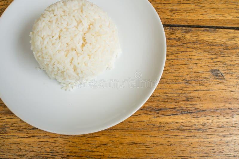 Плита риса стоковое изображение rf