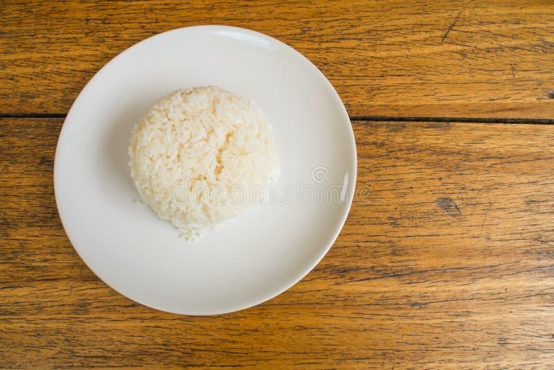 Плита риса стоковое фото