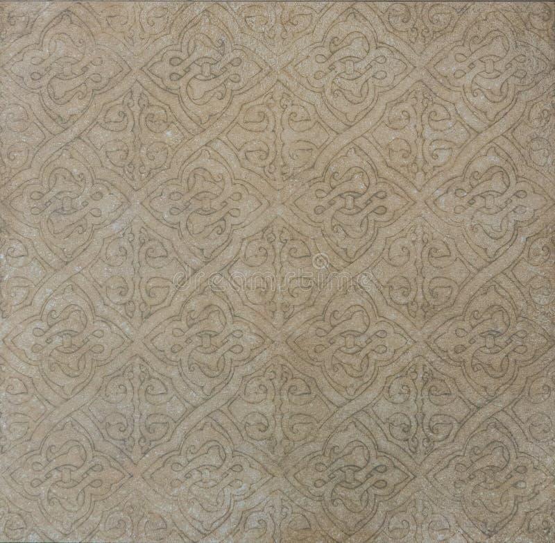 Плитка картины Брайна стоковая фотография