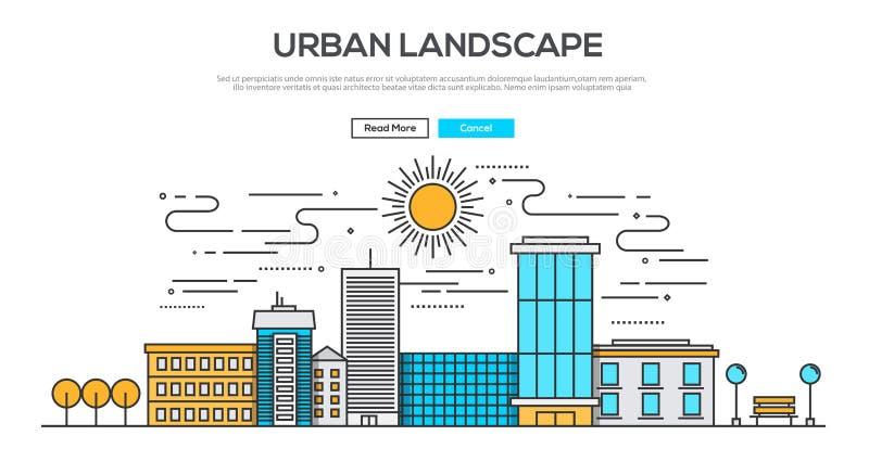 Плоская линия концепция изображения дизайна графическая бесплатная иллюстрация