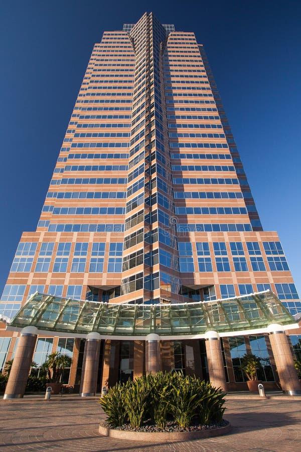 Площадь Fox, известный небоскреб стоковое фото rf