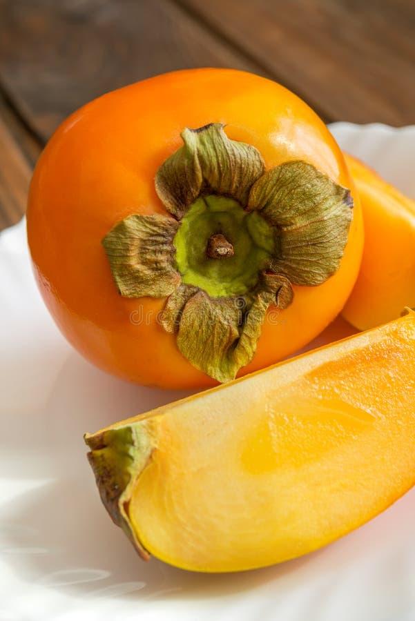 Плодоовощи Kaki стоковые изображения