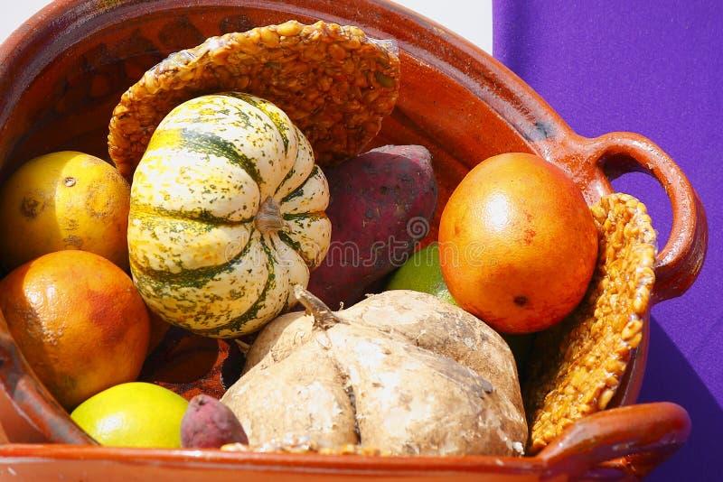 Плодоовощ и конфета II стоковое изображение