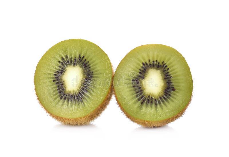 плодоовощ предпосылки изолировал белизну кивиа стоковое фото rf