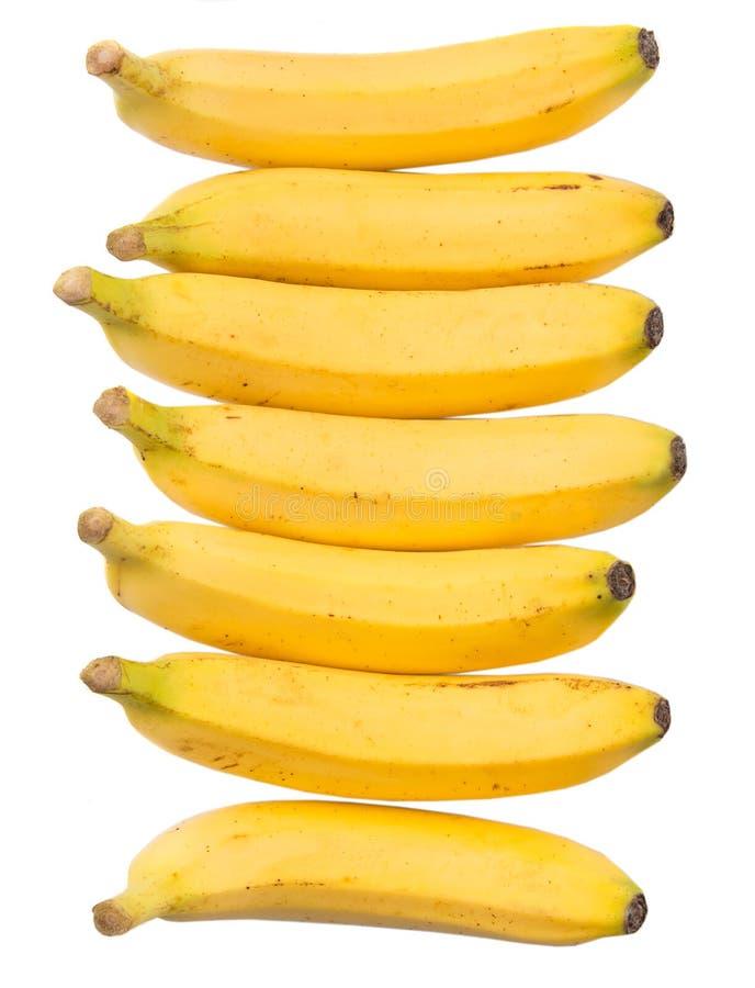 Плодоовощ IX банана стоковая фотография