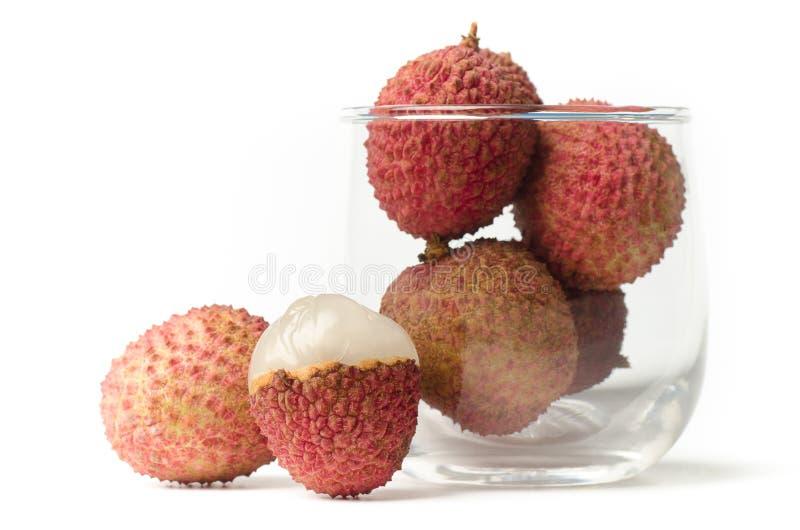 Плодоовощ Lychees стоковое изображение rf