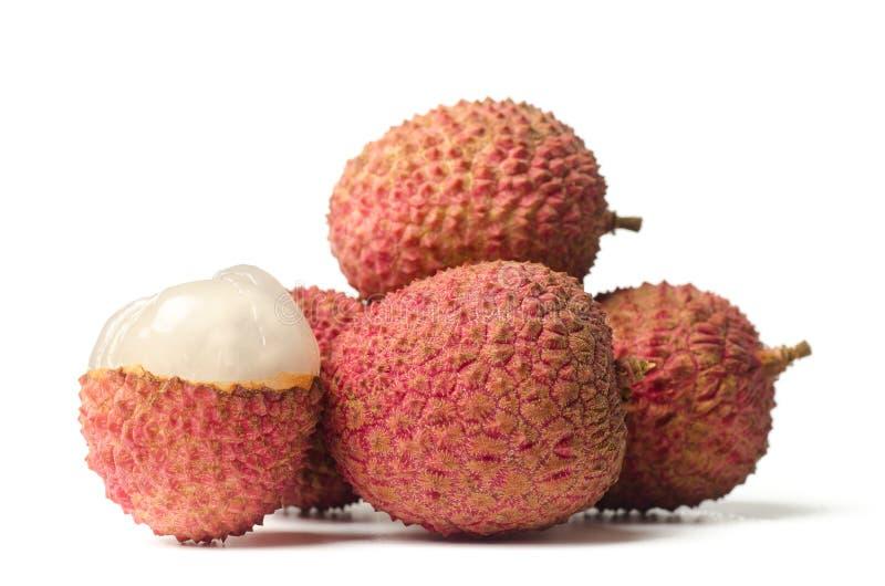 Плодоовощ Lychees стоковые фотографии rf