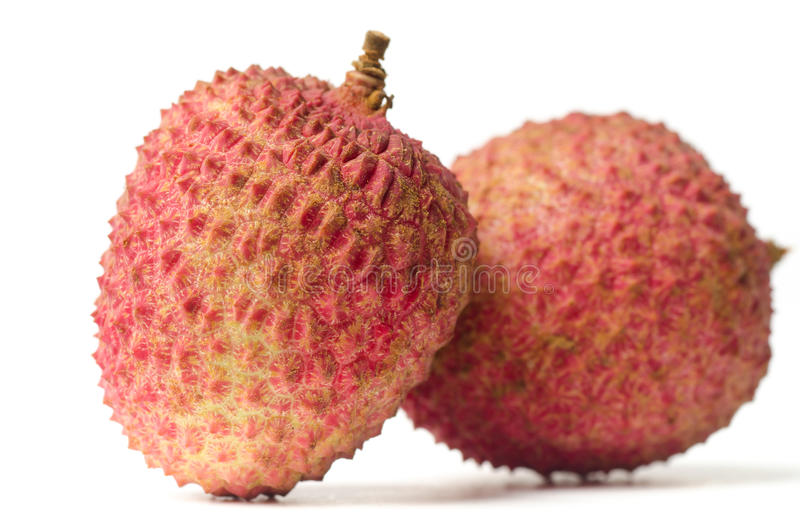 Плодоовощ Lychees стоковые фото