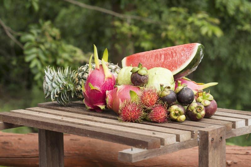 Плодоовощ Tropicals стоковая фотография rf