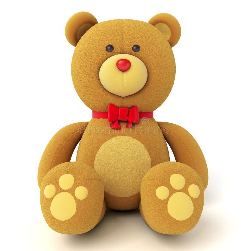 Плюшевый медвежонок игрушки бесплатная иллюстрация