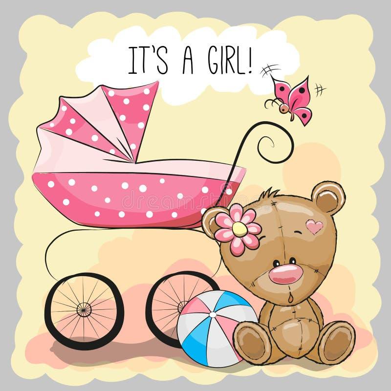 Картинки с коляской мячиком медведем