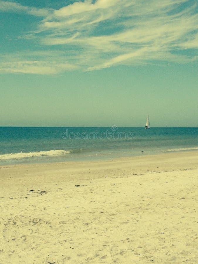 Пляжи Флориды стоковое фото