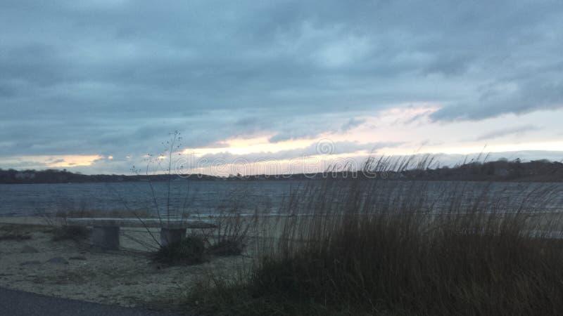 Пляжи Chatham стоковое изображение rf