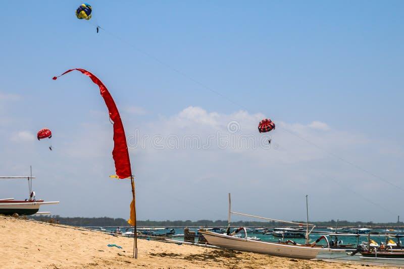 Пляж Бали стоковое изображение