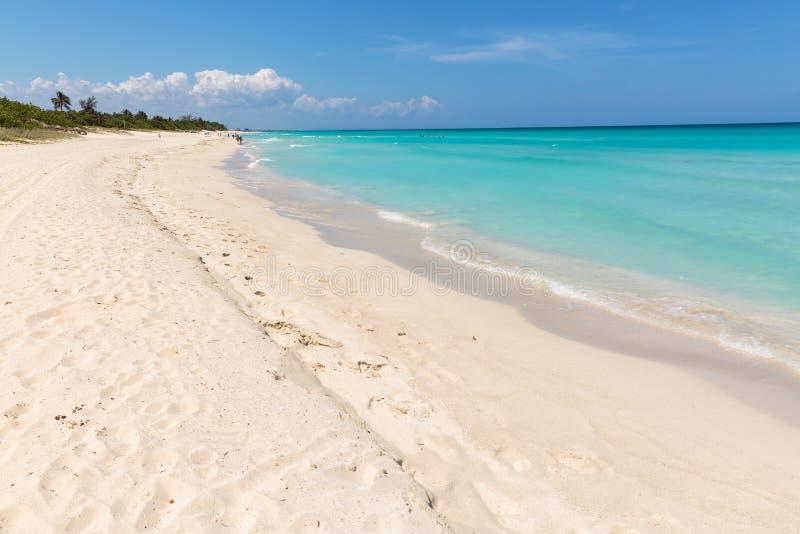 Пляж Варадеро стоковые изображения