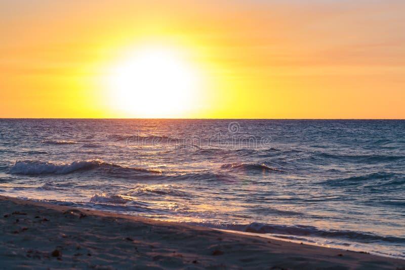 Пляж Варадеро стоковая фотография rf