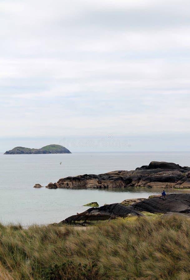 Пляж Керри стоковое изображение rf