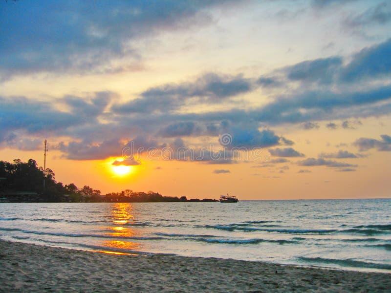 Пляж океана стоковые фото