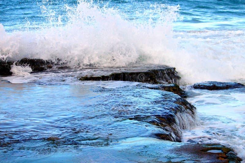 Пляж Пуэрто-Рико Guajataca стоковые фото