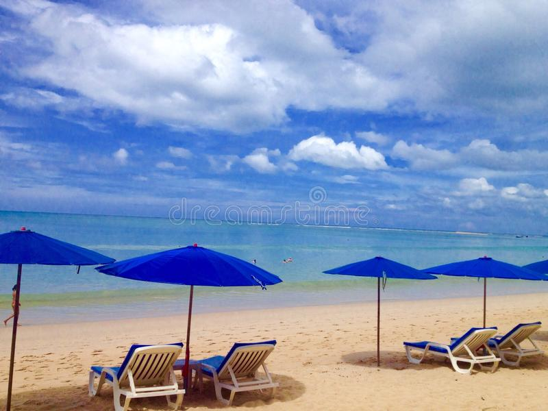 Пляж Пхукета стоковые изображения rf