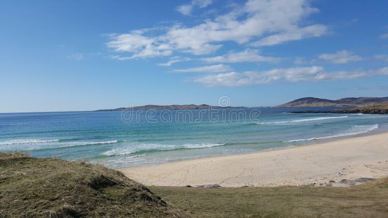 Пляж Херриса стоковые фотографии rf
