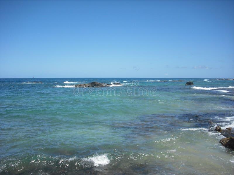 Пляж Caracolito стоковые фото