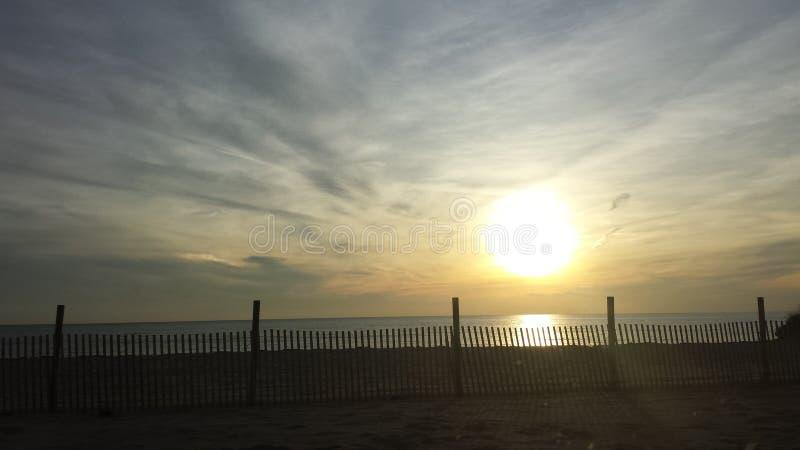 Пляж Hardings стоковая фотография rf