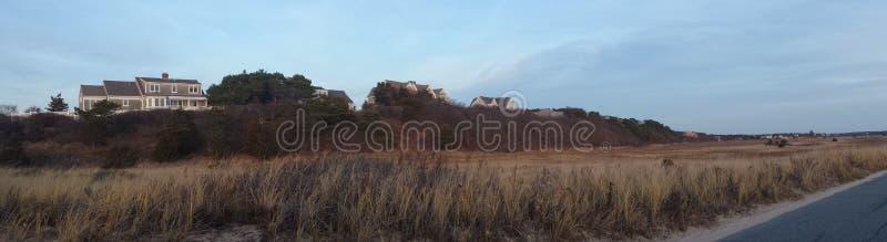 Пляж Hardings стоковое изображение