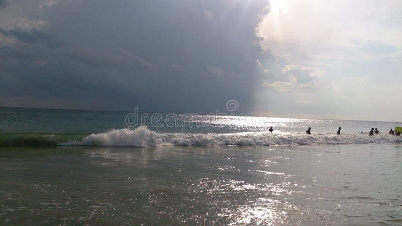 Пляж Kovalam стоковые фото