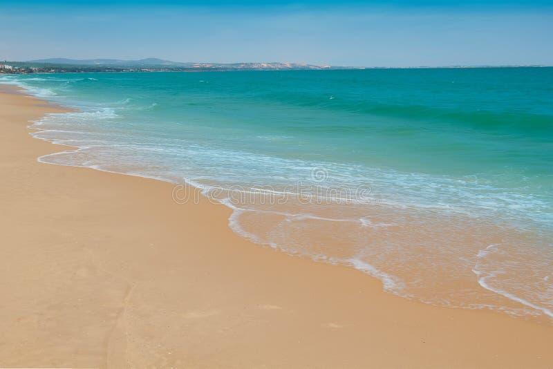 Пляж Ne Mui стоковое фото
