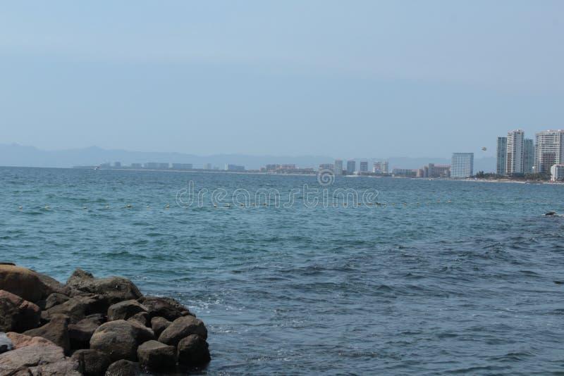 Пляж Playa стоковое изображение rf