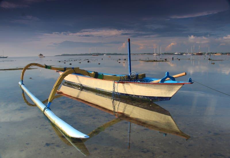 Пляж Sanur стоковые изображения