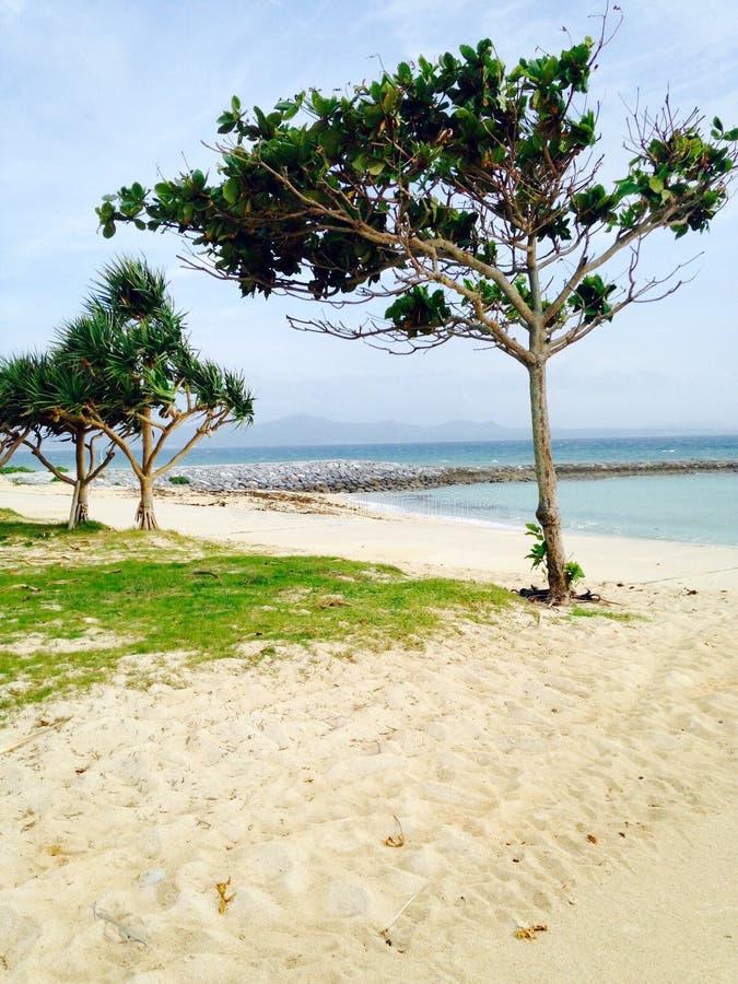 Пляж Uken стоковая фотография