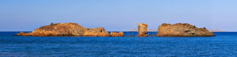 Пляж Vai стоковые фото