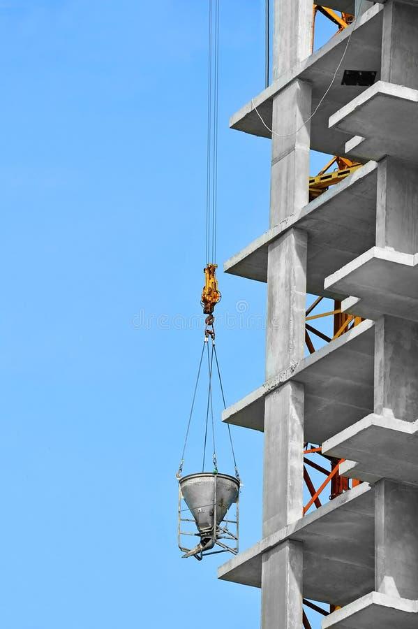Работа строительной площадки стоковое изображение rf