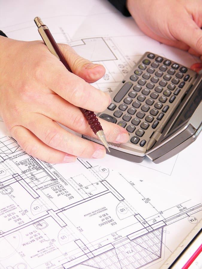 Download работа s архитектора стоковое фото. изображение насчитывающей офис - 81868