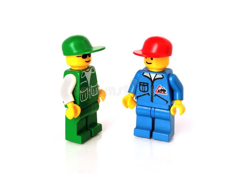 работники стоковые фотографии rf