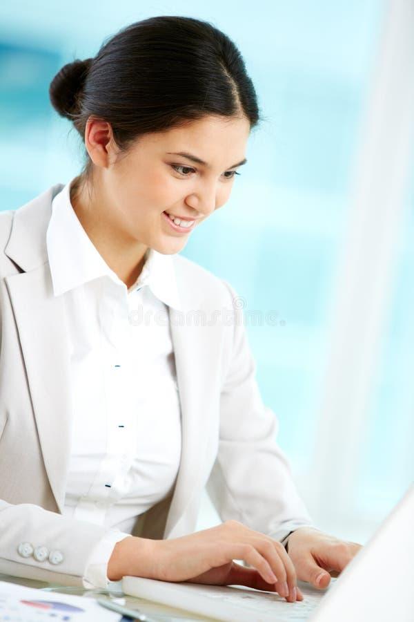 Работник офиса стоковые изображения