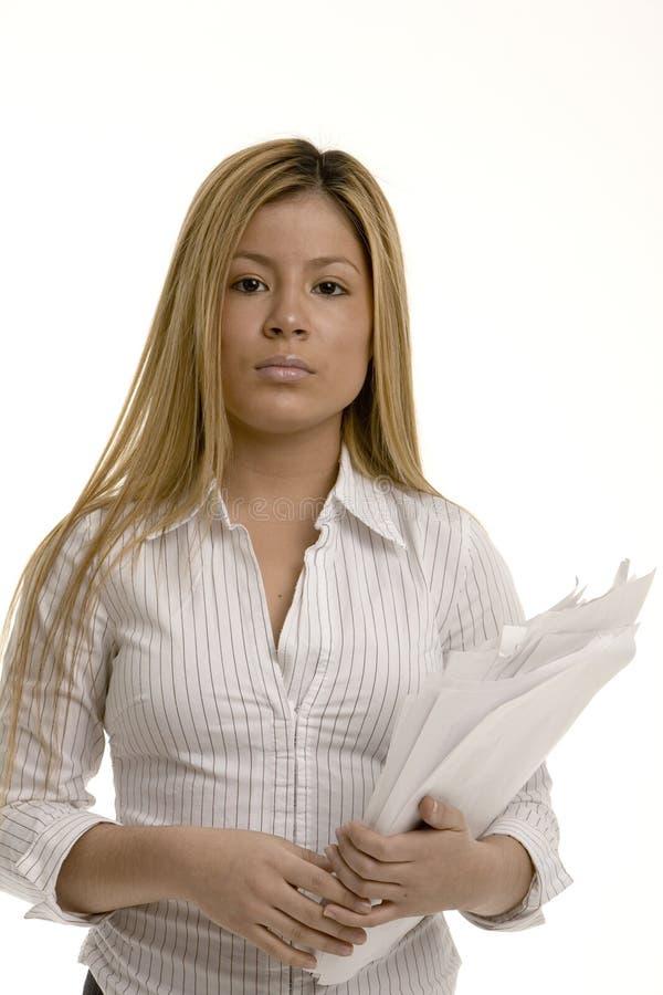 Download работник офиса стоковое фото. изображение насчитывающей карьера - 493432