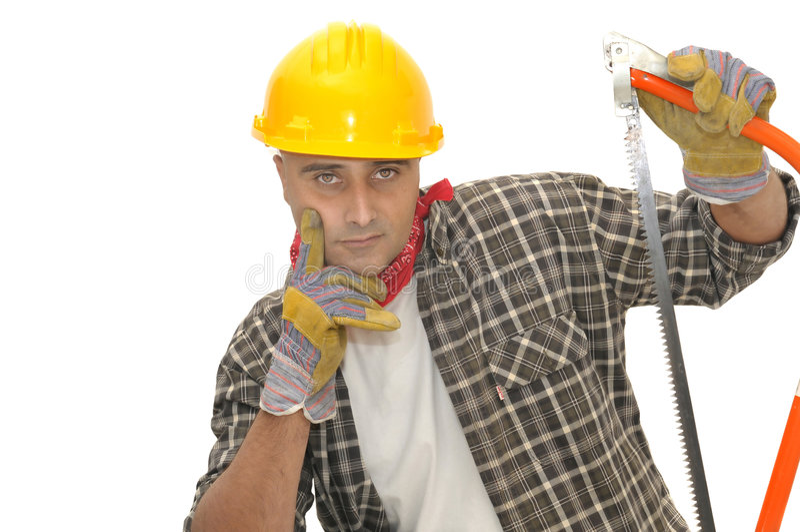 работник стоковые изображения