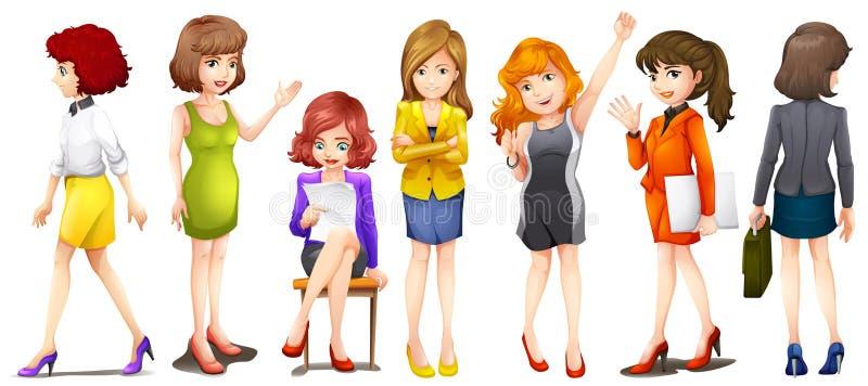 Работницы бесплатная иллюстрация
