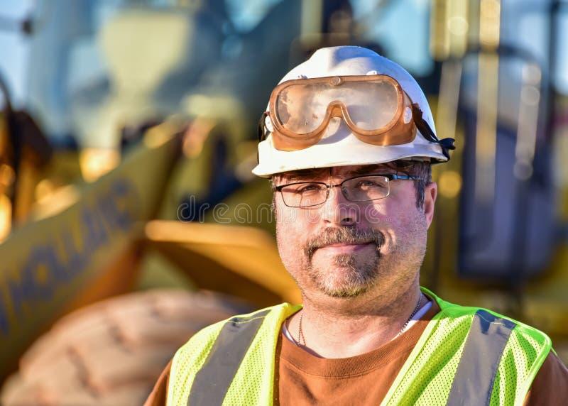 Рабочий-строитель/мастер стоковое изображение rf