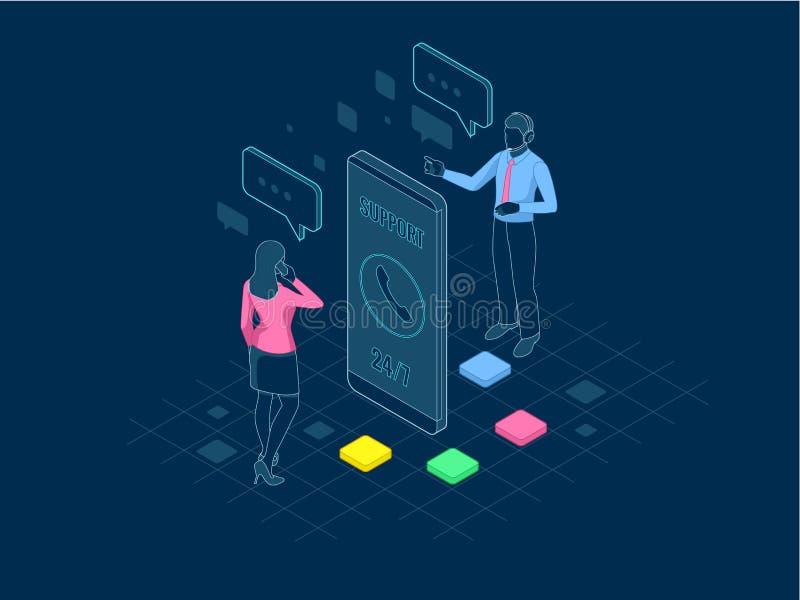 Равновеликое управление эффективного времени в концепции плана Контроль времени, планирование, и организация рабочего временени бесплатная иллюстрация