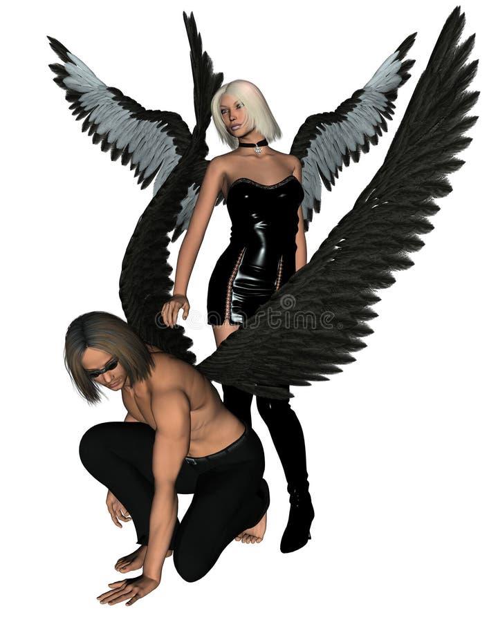радетель ангелов бесплатная иллюстрация