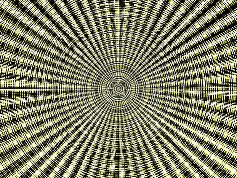 радиальное sinality стоковая фотография