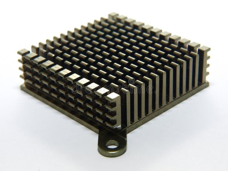 радиатор компьютера стоковая фотография