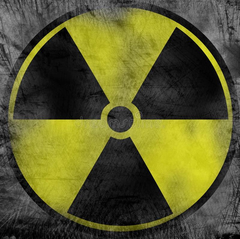 радиация опасности стоковая фотография rf
