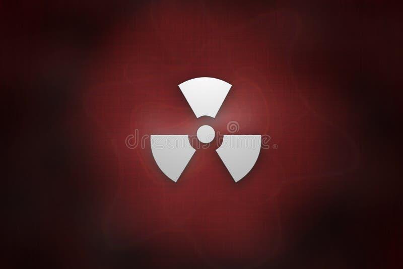 радиоактивно стоковая фотография